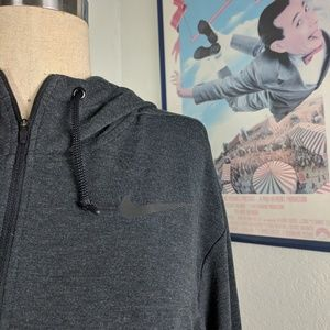 Nike Dri-Fit Hooded Zipper Jacket